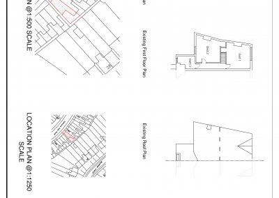 CAD01 Existing Plans