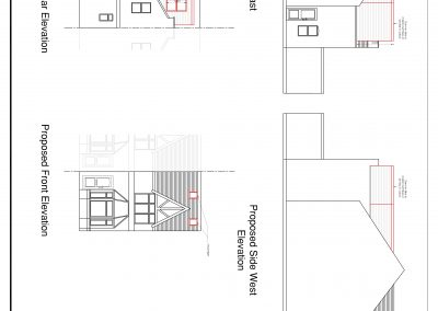 CAD1604 Proposed Elevation